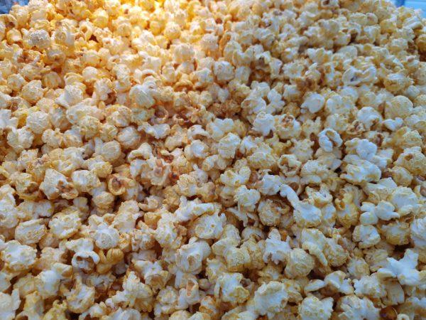 Heerlijke Zoete Popcorn