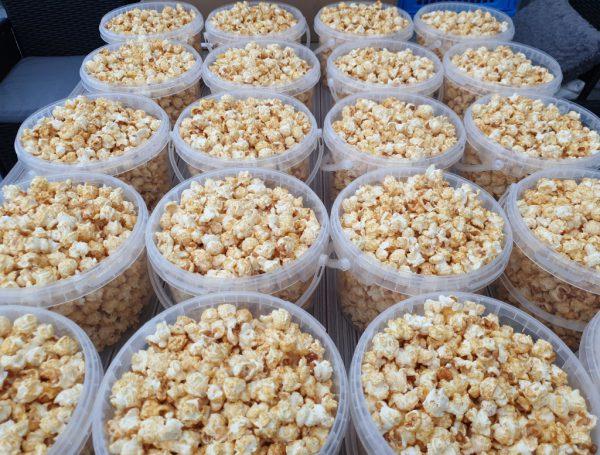Popcorn Emmer 3 Liter