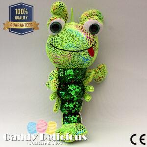 8720256361367 Garnaal Glitter Groen