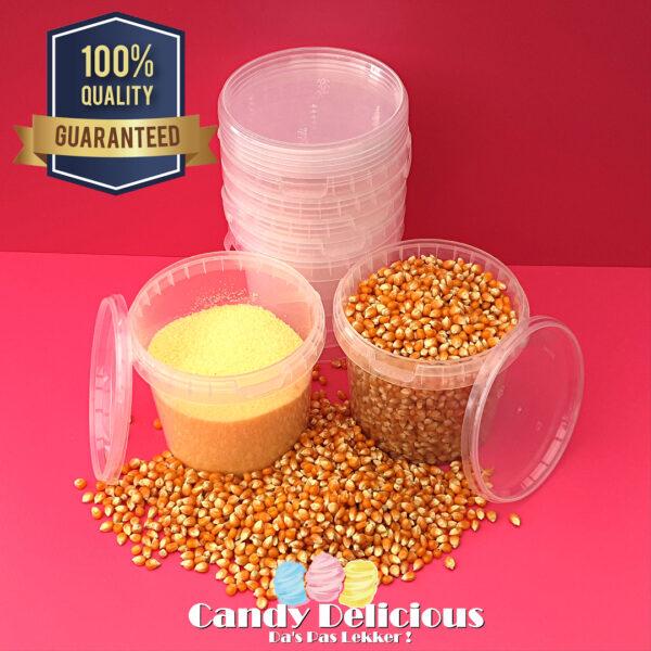 Popcorn Thuis Pakket