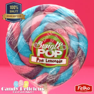 Swigle Pop Pink Lemonade SP7015