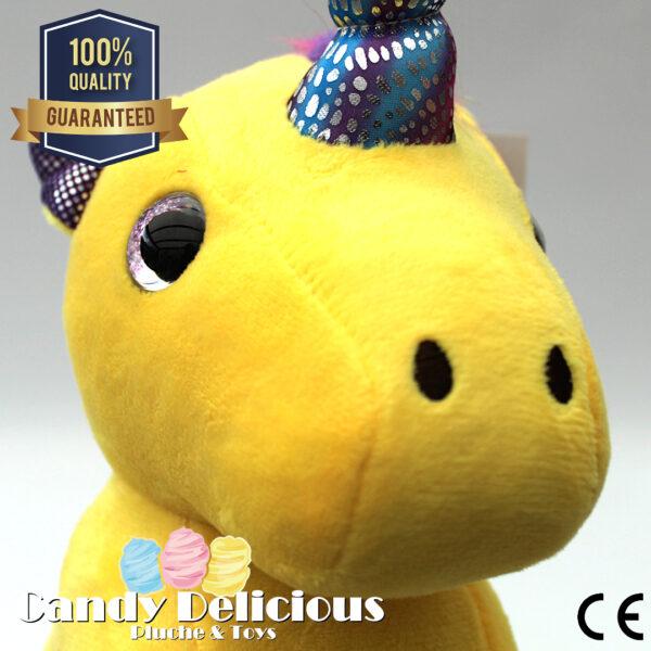 8720256361558 Unicorn Geel