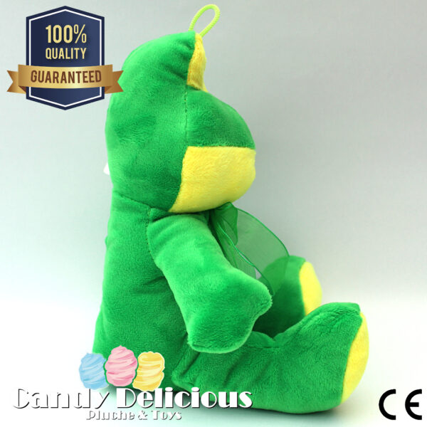 8720256361732 Kikker Pluche Groen 20cm