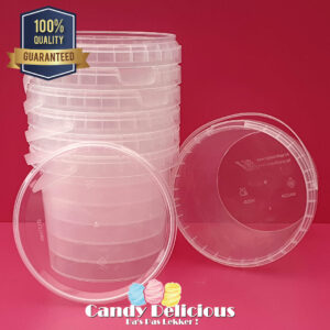 Emmer 1 Liter Transparant