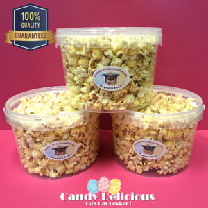 8720256361497 Popcorn Zout 3 Liter