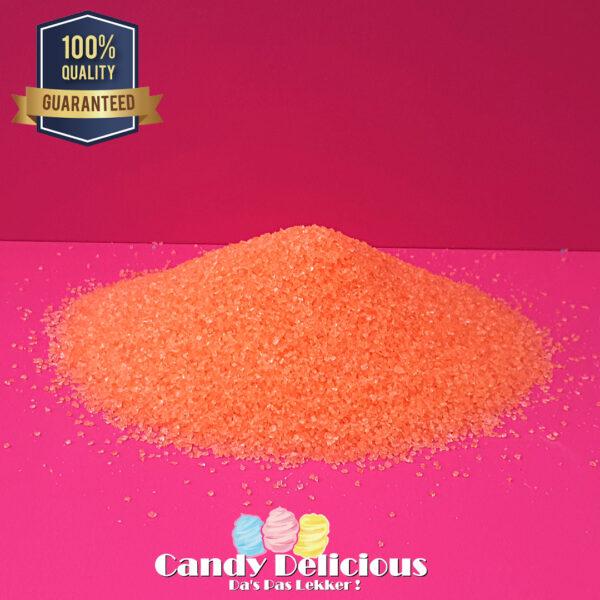 Suikerspin Suiker Oranje Sinas