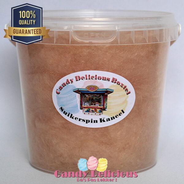Suikerspin Kaneel 1 Liter
