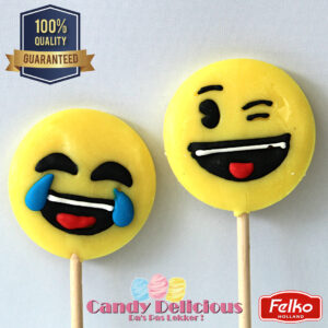 Emoticon Lolly Duo Pack 1
