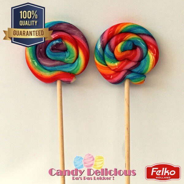 Mini Spiraal Lolly Duo Pack