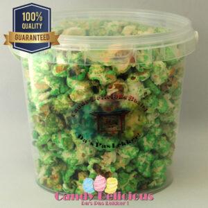 Candy Delicious Popcorn Groen