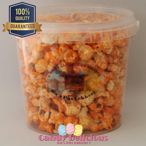 Candy Delicious Popcorn Oranje