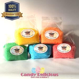 Candy Delicious Suikerspin Suiker 5 Kleuren