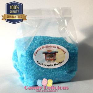 Candy Delicious Suikerspin Suiker Blauw 500gr