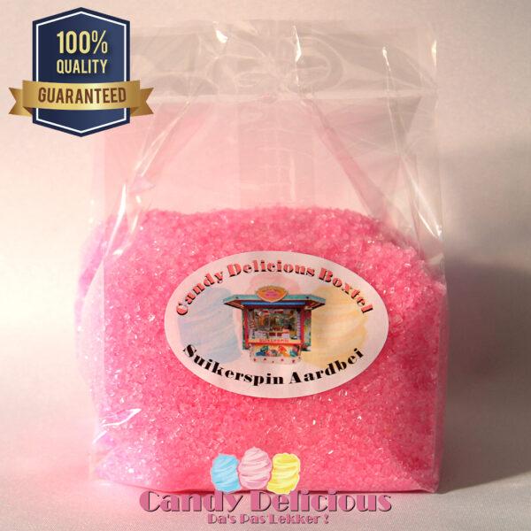 Suiker Licht Roze 500gr