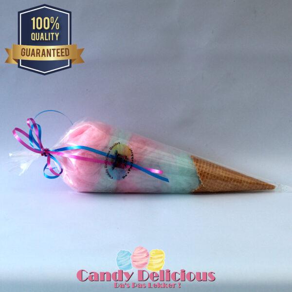Candy Delicious Suikerspin IJsje Roze Blauw