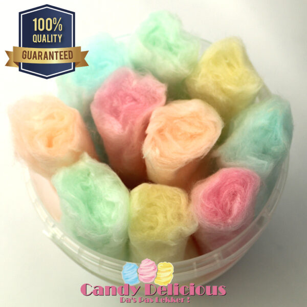 Candy Delicious Suikerspin Roll-it