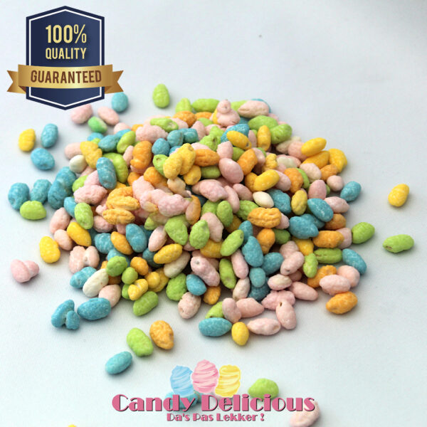 Candy Delicious Manna Gepofte Rijst