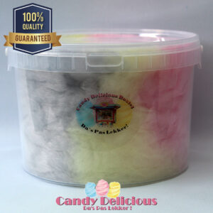 Candy Delicious Suikerspin Belgie