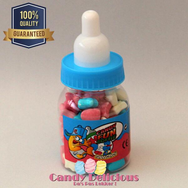 Candy Fun Bottle Blauw 8713763616112