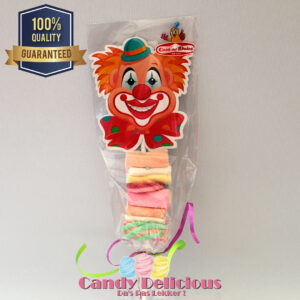 Clown Sticks met Spek