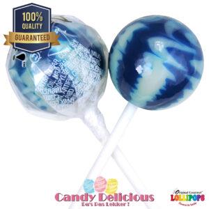 Gourmet Lollipops Blueberry Cream 6549541222372