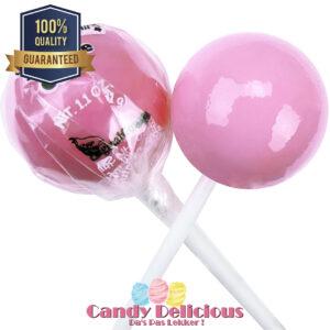 Gourmet Lollipops Bubble Gum 6549541222372