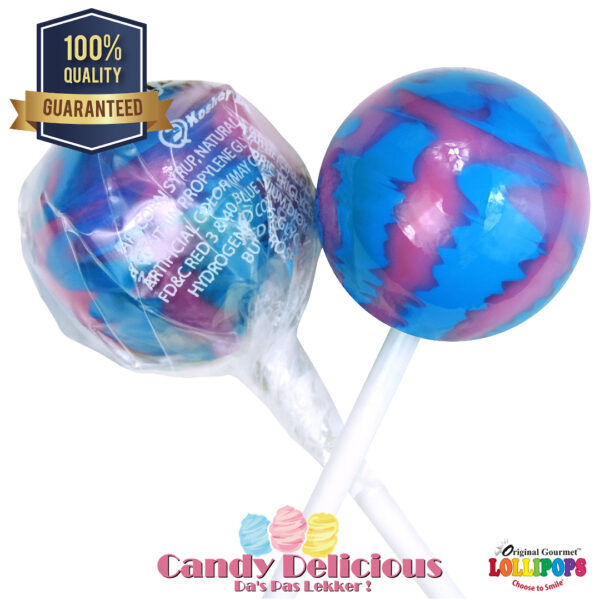 Gourmet Lollipops 6549541222372