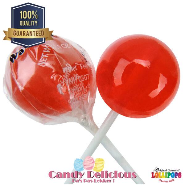 Gourmet Lollipops Watermelon 6549541222372