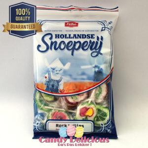 Hollandse Snoeperij Rock Lollies HS4007 8717371580179