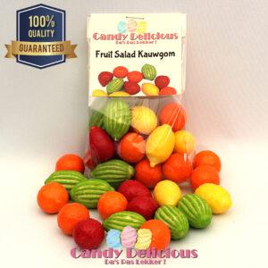 Fruit Salad Kauwgom Snoepzakje
