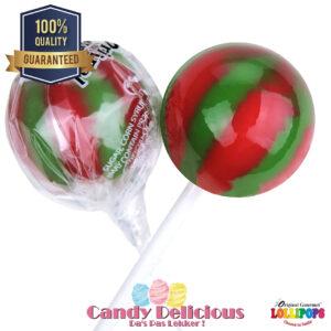 Gourmet Lollipops Candy Apple 6549541222372