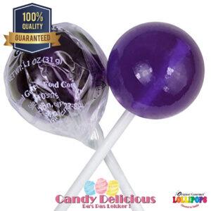 Gourmet Lollipops Grape 6549541222372