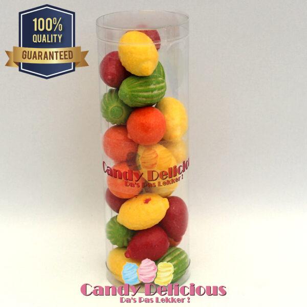 Koker met Fini Fruit Salad Gum