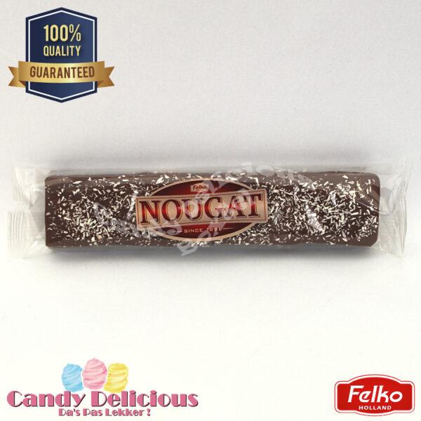 8717371581244 Nougat Reep Chocolade Cocos NC5001