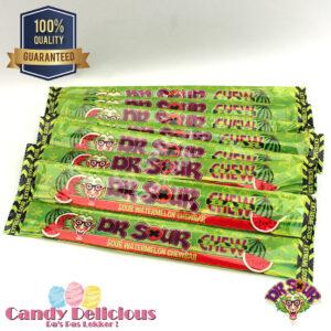 8717371587017 Sour Watermelon Chewbar DS8001