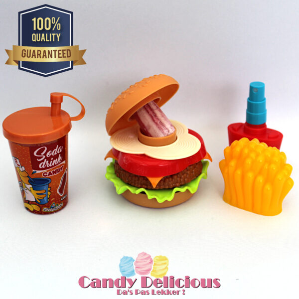 Fast Food Kit